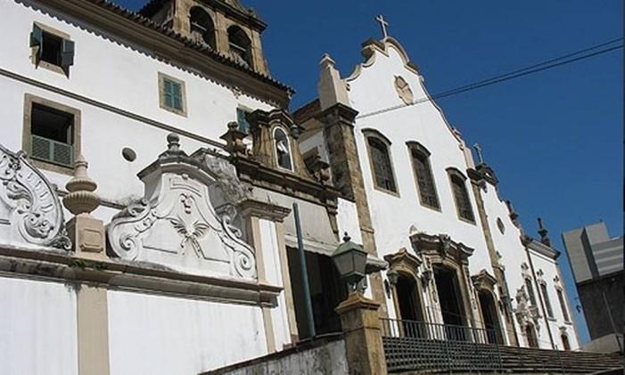 Convento de Santo Antônio Foto: Divulgação / Convento de Santo Antônio