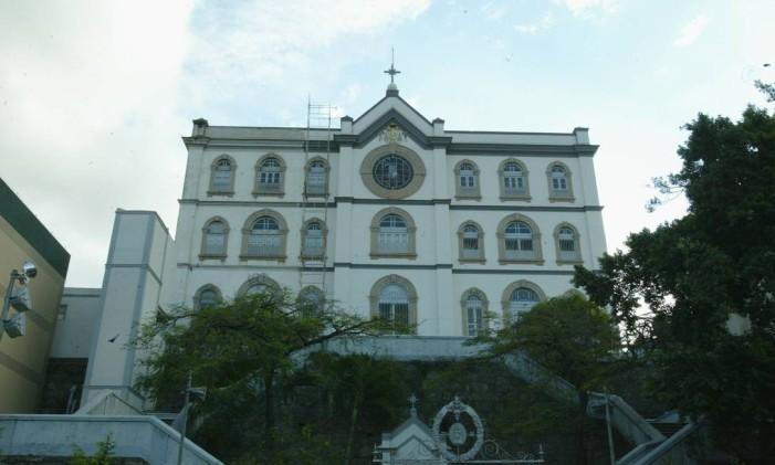 Convento Nossa Senhora da Ajuda Foto: Paulo Barreto / Agência O Globo