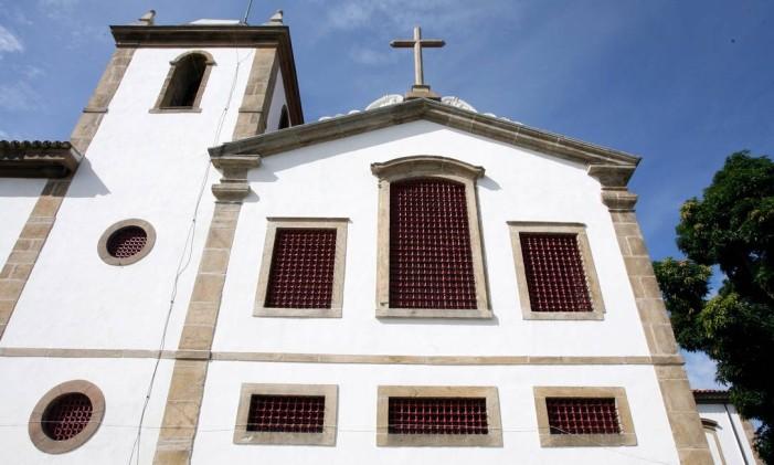 Convento de Santa Teresa Foto: Hudson Pontes / Agência O Globo