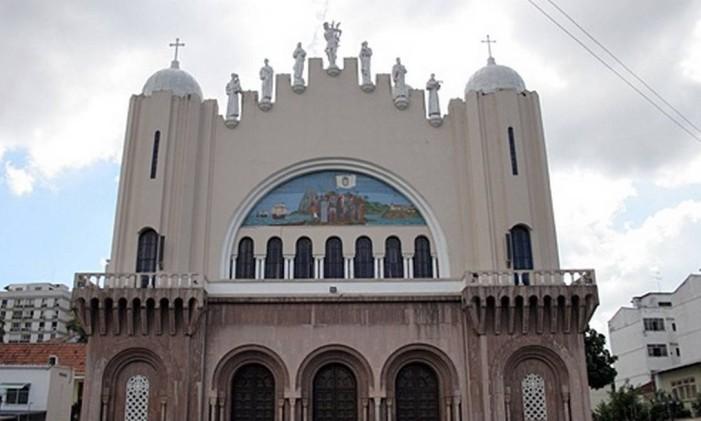 Paróquia São Sebastião dos Frades Capuchinhos Foto: Divulgação / Igreja dos Capuchinhos