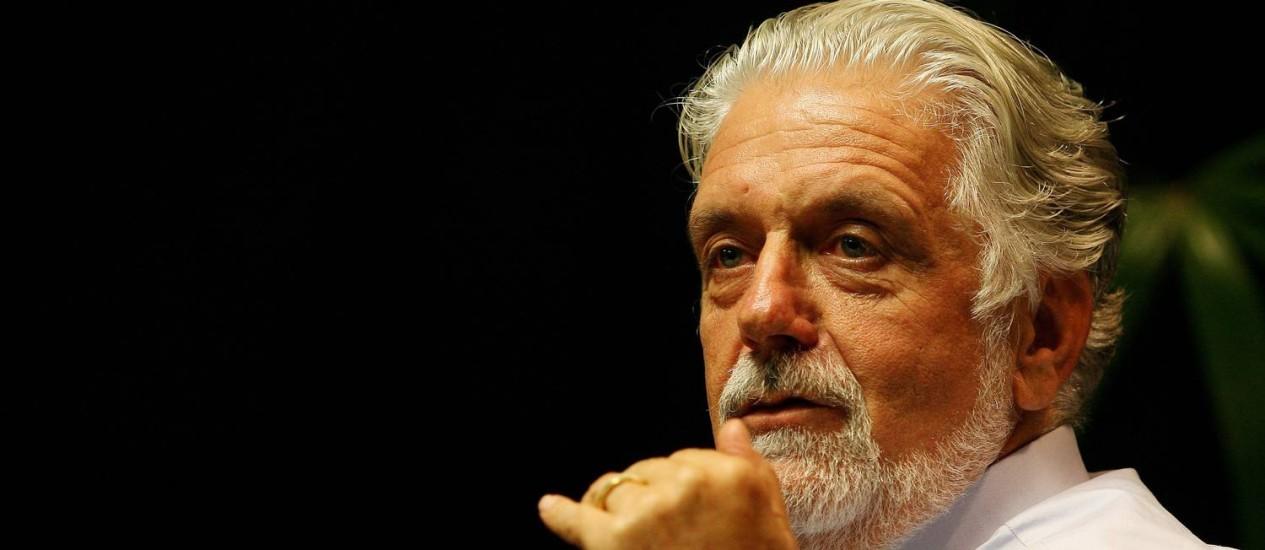 Jacques Wagner. Ministro da Defesa apresentou o nome de de Antônio Jorge Ramalho da Rocha para comandar a Escola de Defesa Sul-Americana Foto: Gustavo Miranda / Agência O Globo