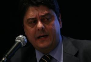 Deputados se negam a ceder vaga para ex-presidente da OAB Wadih Damous. Ex-presidente Lula quer alguém com experiência jurídica para debate qualificado Foto: Ana Branco / O Globo