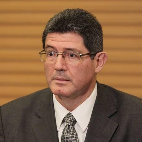 O Ministro da Fazenda Joaquim Levy Foto: Michel Filho / Agência O Globo