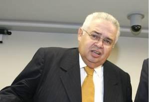Ex-deputado federal Pedro Corrêa Foto: Agência O Globo