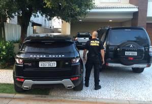 Polícia Federal deflagra 11ª fase da Operação Lava-Jato Foto: Divulgação Polícia Federal