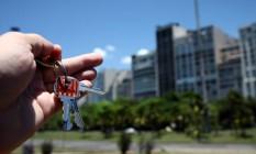 IGP-M: índice corrige contratos como o de aluguel de imóvel Foto: Angelo Antônio Duarte/O Globo