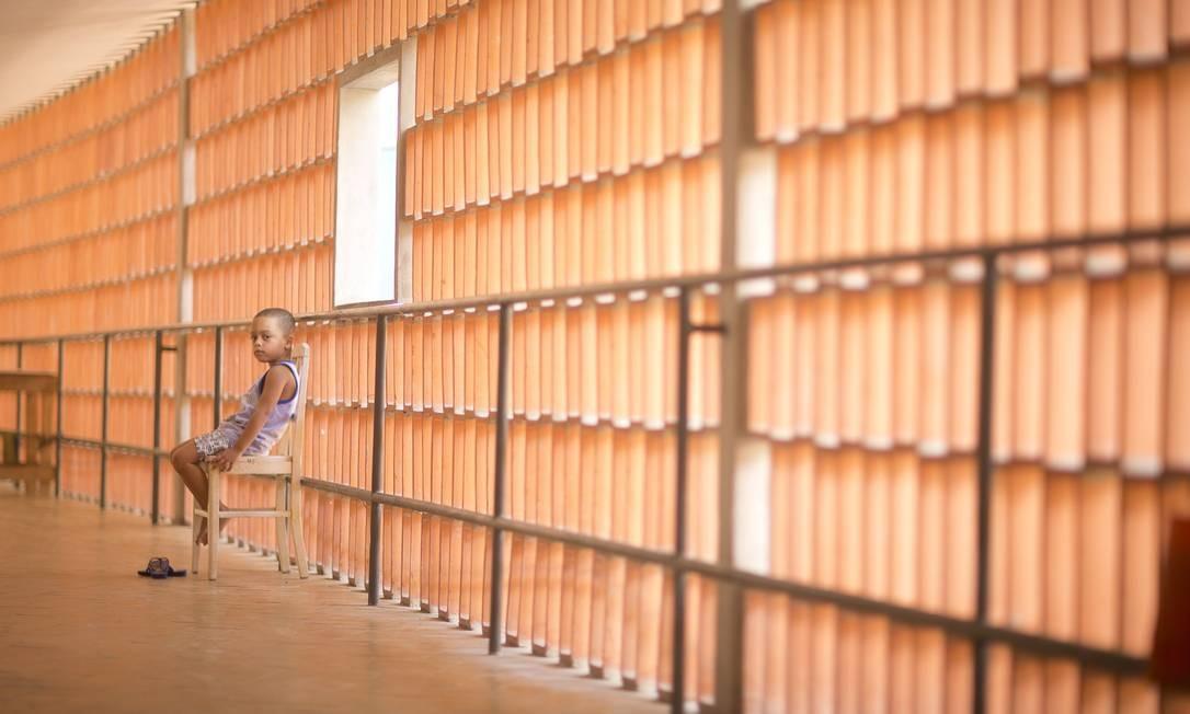 A recuperação do Pedregulho é uma das condições do Instituto do Patrimônio Histórico e Artístico Nacional (Iphan) para o tombamento federal Foto: Márcia Foletto / O Globo