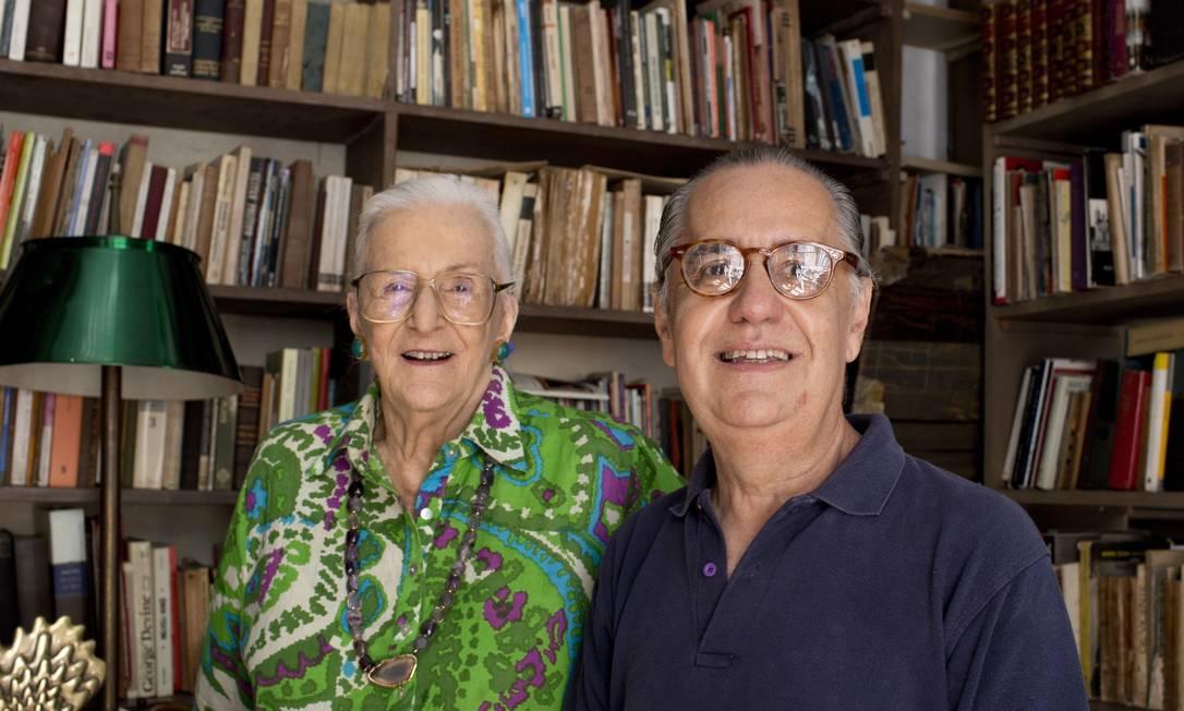 Depois de 24 anos, Barbara Heliodora passou o bastão, em 2014, para Macksen Luiz, que assumiu o papel de crítico de teatro de O Globo Simone Marinho / Agência O Globo