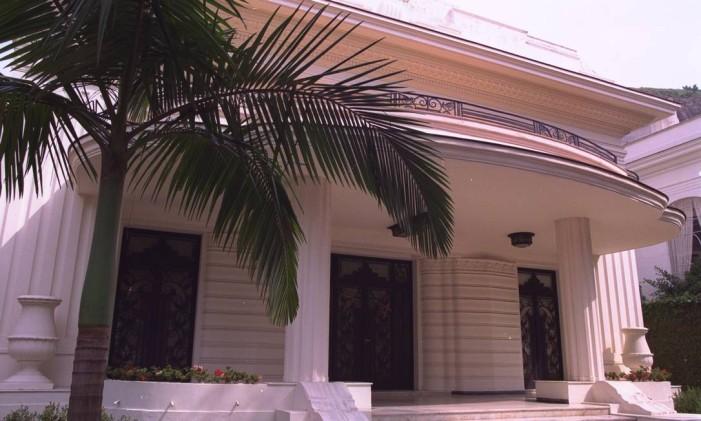 Residência Adolfo Basbaum Foto: Ana Branco / O Globo
