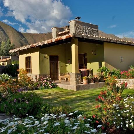 Casita do Sol & Luna, no Vale Sagrado, no Peru, novo associado à rede Relais & Châteaux Foto: Divulgação