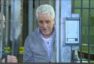 Henrique Pizzolato fugiu para a Itália para escapar da prisão Foto: Reprodução / TV Globo