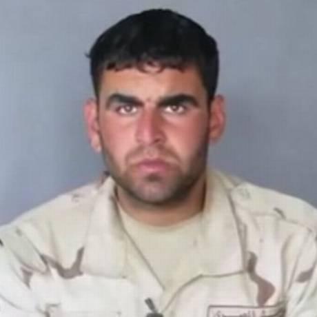 Soldado egípcio foi fuzilado pelo Estado Islâmico no dia 2 de abril Foto: Reprodução