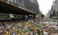 A capital paulista é o grande foco dos que pretendem protestar