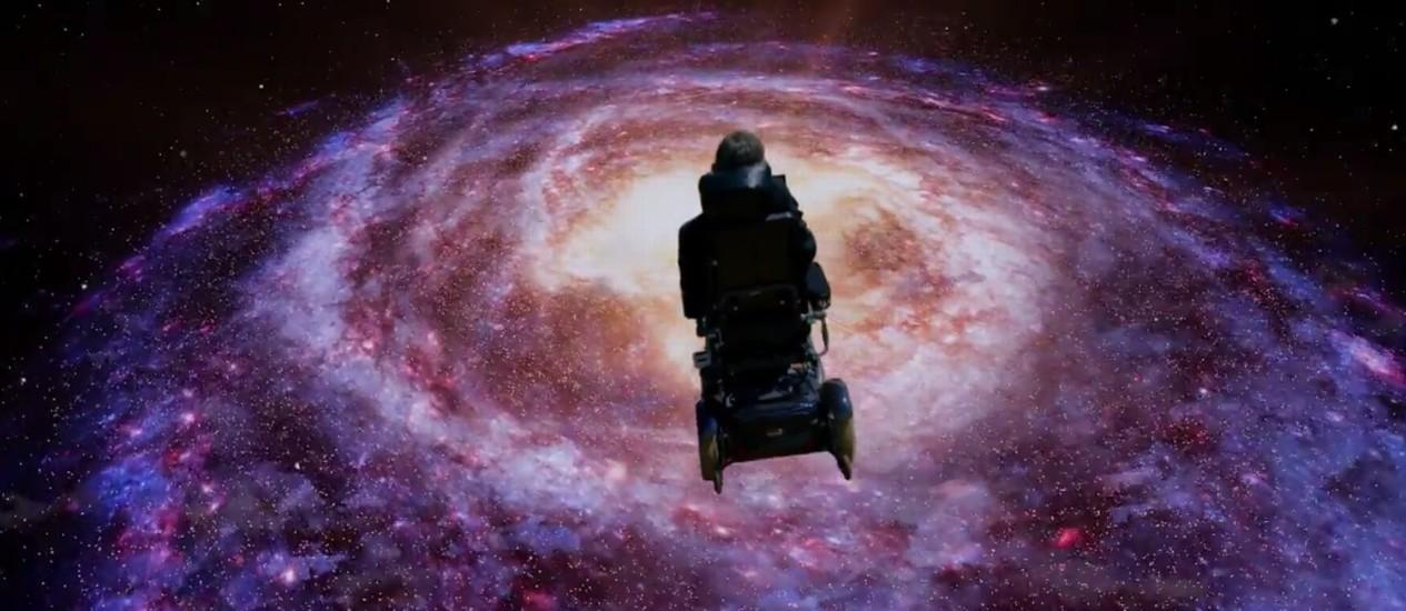 'Stephen Hawking canta Monty Python': disco será lançado dia 18 Foto: Reprodução