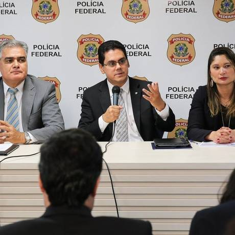 Desvios. Responsáveis pela Operação Zelotes falam sobre investigações do esquema de fraudes Foto: Sergio Lima / Sergio Lima/Folhapress/26-3-2015