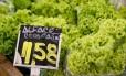 Preços: pela primeira vez em 14 semanas, economistas preveem redução na alta da inflação