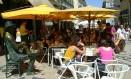Restaurantes em área renovada de Lisboa Foto: Arquivo/ 27-8-2008