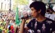Kim Kataguiri, líder do Movimento Brasil Livre