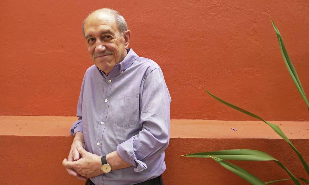 Análise. Aos 76 anos, Canclini estuda como a economia global afeta a criação artística Foto: Divulgação
