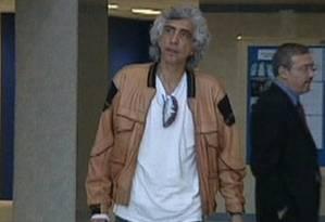 O ex-juiz João Carlos Rocha Mattos. Foto: Reprodução TV Globo