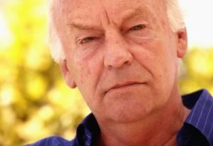 O escritor uruguaio Eduardo Galeano, em 2004 Foto: Arquivo/Leonardo Aversa/3-3-2004