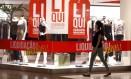 Shopping Boulevard em Vila Isabel: IBGE divulga resultado do varejo Foto: Gustavo Stephan / O Globo