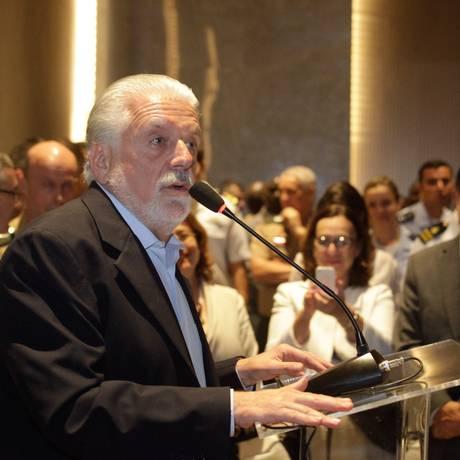 Jaques Wagner em evento no Rio de Janeiro Foto: Divulgação / Ministério da Defesa
