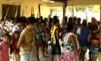 Índios guajajaras exigem melhorias na saúde da comunidade