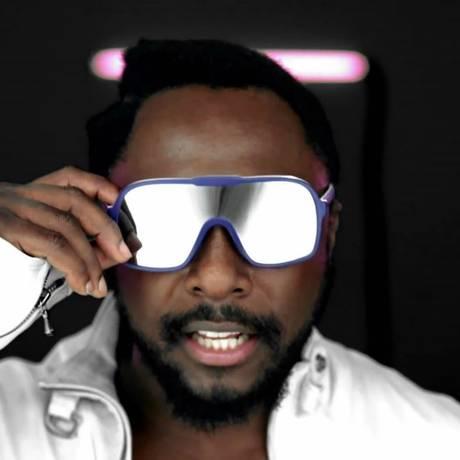 O rapper Will.i.am Foto: Agência O Globo