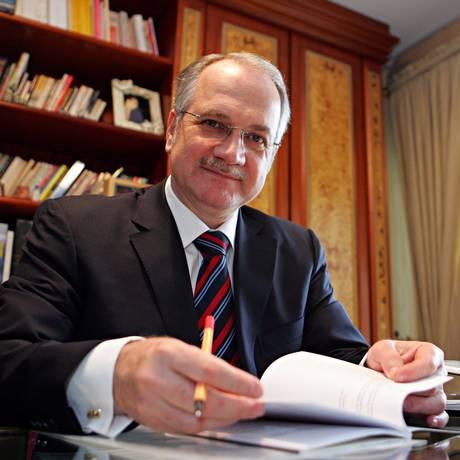 O jurista Luiz Edson Fachin Foto: Terceiro / Agência O Globo