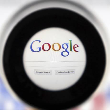 Google na mira da União Europeia Foto: Francois Lenoir / Reuters