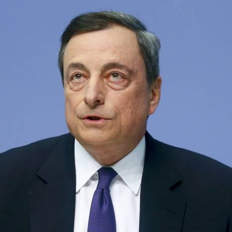 Mario Draghi Foto: RALPH ORLOWSKI / REUTERS