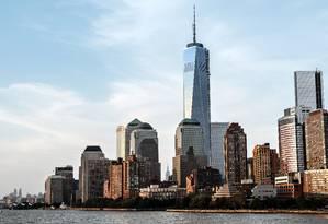 Nova York. É uma das cidades americanas para as quais os brasileiros mais pedem milhas. No geral, para a América do Norte, são necessários, em média, de 40 mil a 60 mil milhas para um bilhete de ida e volta Foto: Julienne Schaer / Julienne Schaer/Divulgação