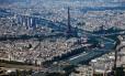 Para a Europa, as companhias pedem, em média, de 60 mil a 80 mil milhas em voos de ida e volta. Paris, a Cidade Luz, é uma das mais requisitadas