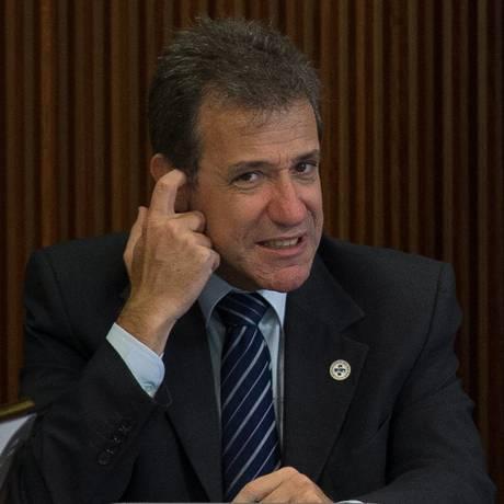 O ministro da Saúde, Arthur Chioro Foto: André Coelho/13-4-2015 / Agência O Globo