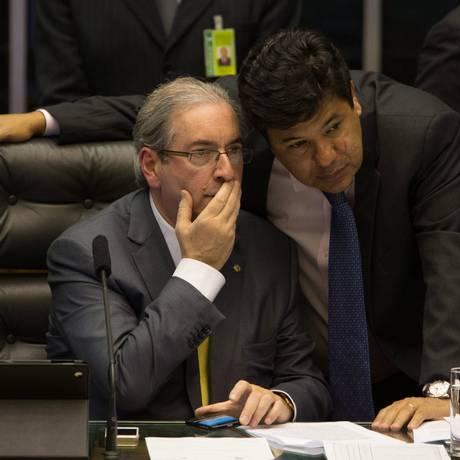 Câmara aprova indicação de advogado de Cunha para o Conselho Nacional do Ministério Público Foto: André Coelho / Agência O Globo
