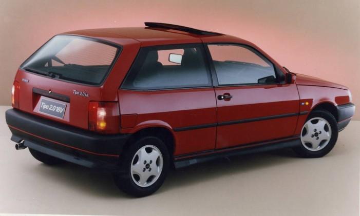 CA Rio de Janeiro (RJ) 20/03/1995 Veículo / Automóvel - Fiat Tipo 2.0 16 V. Foto Arquivo Foto: Divulgação