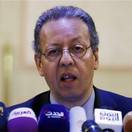 O mediador da ONU para o Iêmen, Jamal Benomar, pediu demissão Foto: Reuters