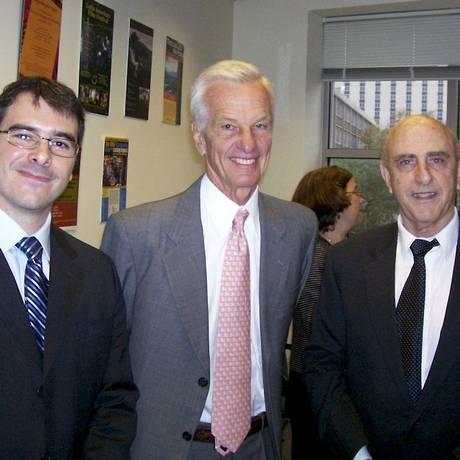 Jorge Paulo Lemann entre os mais influentes do mundo Foto: Fundação Lemann/Bloomberg News