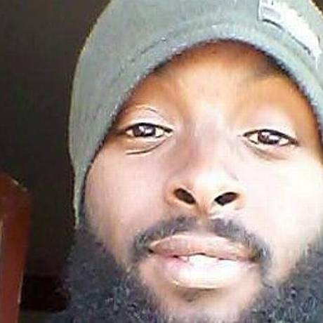 Jama com o Estado islâmico: barba crescida Foto: Reprodução do facebook