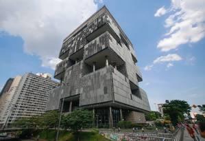 Sede da Petrobras, no Rio Foto: Pedro Kirilos / O Globo