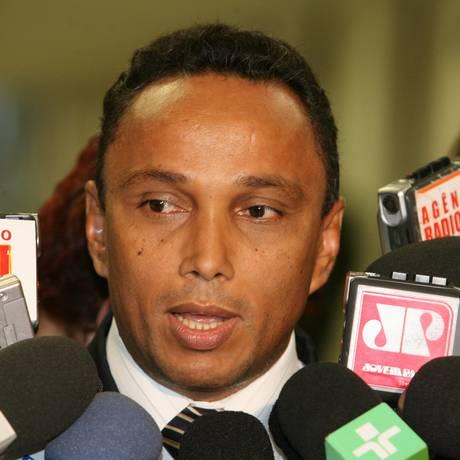O líder do PT, Sibá Machado. Foto: Roberto Stuckert Filho / O Globo