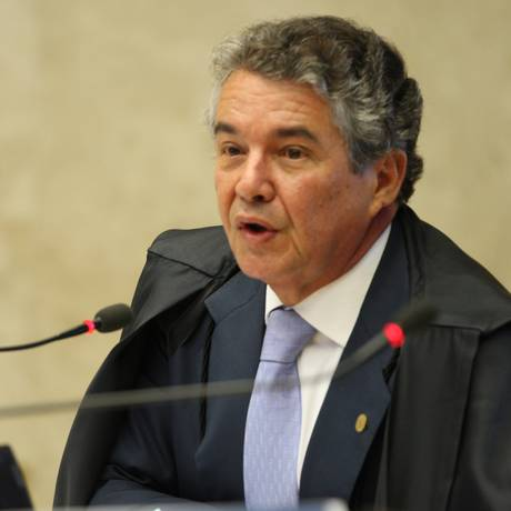 Para o ministro Marco Aurélio Mello, não pode haver desentendimento das autoridades na condução dos inquéritos da Lava-Jato Foto: Ailton de Freitas / Agência O Globo