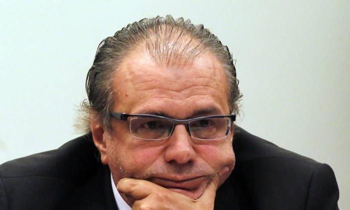 O ex-gerente de Serviços da Petrobras, Pedro Barusco Foto: Givaldo Barbosa / Agência O Globo