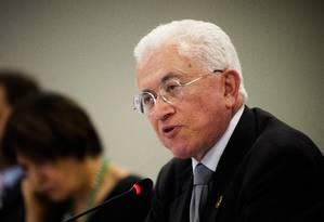 O ministro Roberto Mangabeira Unger, da Secretaria de Assuntos Estratégicos da Presidência da República Foto: Saulo Cruz/ Divulgação SAE