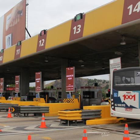 Mais caro. Concessionárias vão pedir compensação de isenção de caminhoneiros no preço do pedágio Foto: Divulgação/ Marcelo de Holanda.