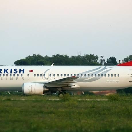 Diretor-geral da Turkish Airlines, Ternel Kotil, citou a importância do estilo de vida dos pilotos Foto: Fabio Serino