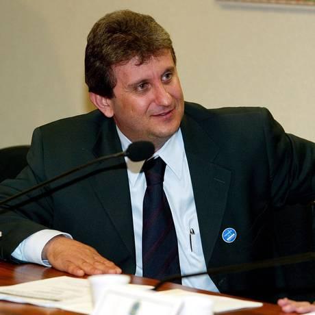 O doleiro Alberto Youssef Foto: Sérgio Lima / Arquivo O Globo