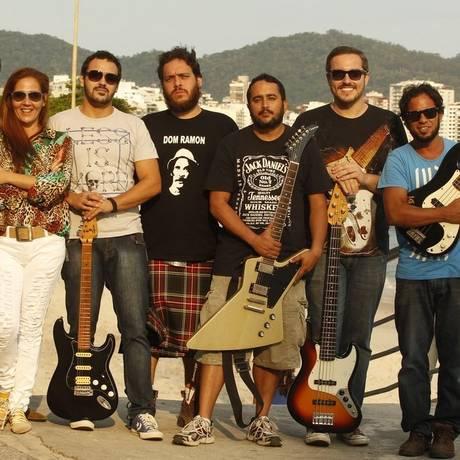 Selecionados. Parte dos artistas que se apresentarão este mês no projeto: incrições para novas bandas estão abertas Foto: Eduardo Naddar / eduardo naddar
