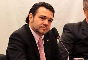 O deputado Pastor Marco Feliciano propôes audiência pública para ouvir depoimento de nove 'ex-homossexuais' Foto: Givaldo Barbosa / Agência O Globo
